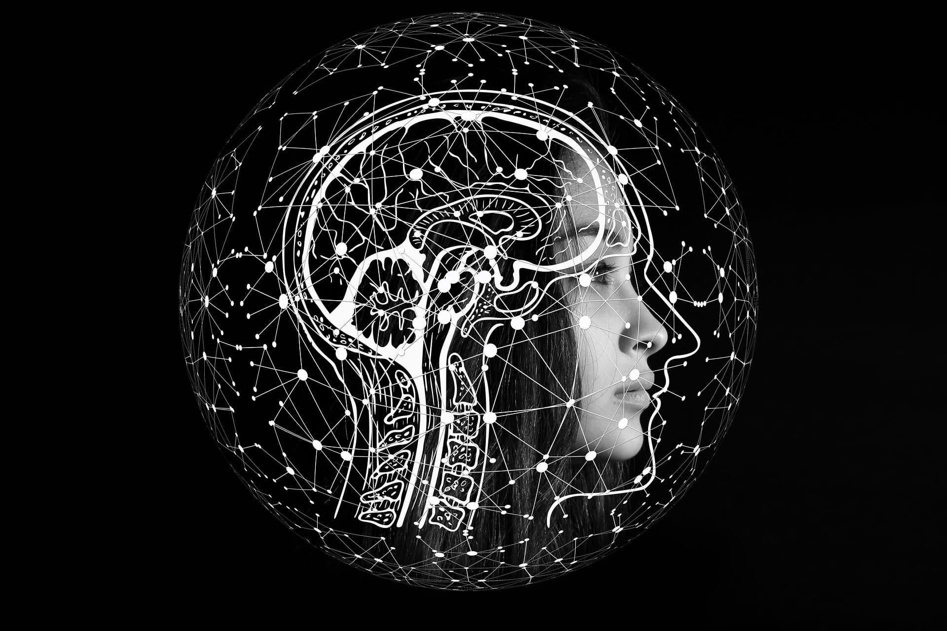 Woman brain